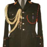 DT Lt-Kol Garde Fuseliers Prinses Irene Adjudant HM