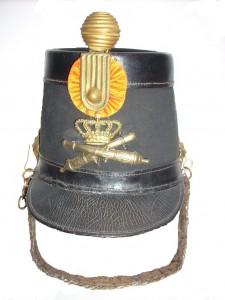 Shako M1865 Artillerie