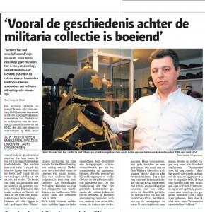 uit: De Weekkrant 1 mei 2013